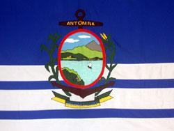 Bandeira de Antonina