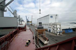 Antonina chega a um milhão de toneladas movimentadas