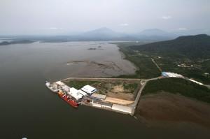 Porto de Antonina poderá receber navios com maior calado