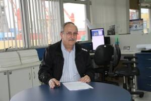 Nomeado o diretor de operações dos portos, Antonina, Paraná