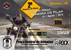 2º Encontro de Motos de Antonina