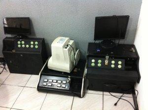 PM apreende máquinas caça níquel em Antonina