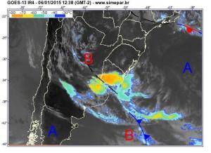 Defesa Civil atua para prevenir desastres naturais em Antonina