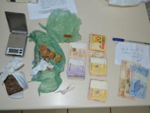 Policia prende traficante em Antonina