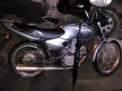 Mãe entrega filho por furto de moto em Antonina