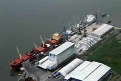 Porto de Antonina realiza primeira exportação de grãos 100% paranaense