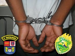 PM prende foragido durante abordagem em Antonina